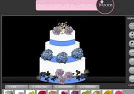 design a cake design a cake online