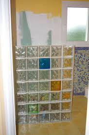 brique de verre cuisine mur en brique de verre photospassion