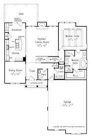 Ranch Open Floor Plans by 35 Open Floor Plan Blueprints Mystic Lane 1850 3 Bedrooms And 25