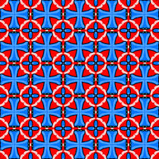 free illustration pattern cross texture design free image on