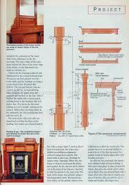 fireplace mantel plans file info free fireplace mantel and