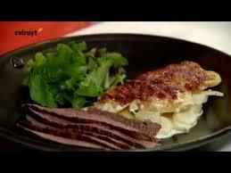 colruyt recettes de cuisine recette rôti de biche et gratin de légumes oubliés colruyt
