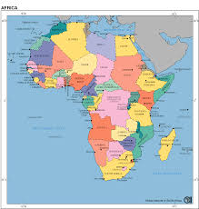 africa e asia mappa africa janet carr