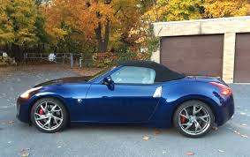 nissan small sports car review 2016 nissan 370z roadster is all out fun on the road