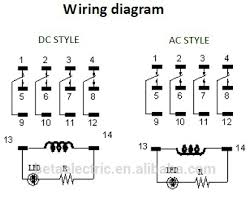 best 14 pin relay wiring diagram pictures everything you need to