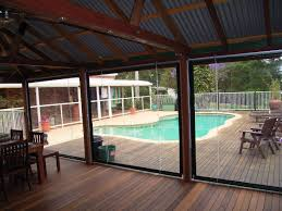 Roll Up Patio Screen by Security Doors Tweed Heads South Budget Home Improvements