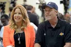 jeanie buss thwarts family coup maintains control of nba lakers