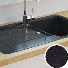 Kitchen Sinks Metal  Ceramic Kitchen Sinks DIY At BQ - Ceramic kitchen sinks uk
