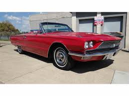 1958 to 1966 ford thunderbird for sale on classiccars com 202
