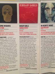 cheap photo album cheap album review for kerrang magazine rayner