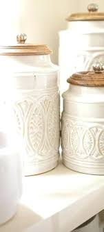 western kitchen canisters western canisters for kitchen vintage wooden advertising canisters