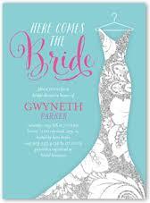 bridal invitations bridal invitations design creations of bridal