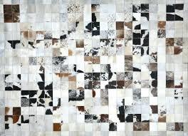 first cowhide patchwork rug fort lauderdale cowhide rug chevron