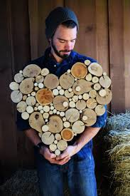 Wood Crafts To Make For Gifts by Best 25 Tree Slices Ideas On Pinterest Wood Log Crafts Log