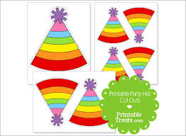 party hats party hat template free u0026 premium templates