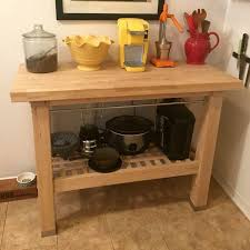 Groland Kitchen Island Ikea Groland Kitchen Island Butcher Block For Sale In Los Angeles