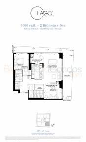 Waterfront Floor Plans Lago Condos Reviews Pictures Floor Plans U0026 Listings