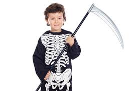 Halloween Costume Skeleton 8 Homemade Kids U0027 Halloween Costumes
