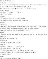 ncert solutions for class 9 maths solutions chapter 13 surface