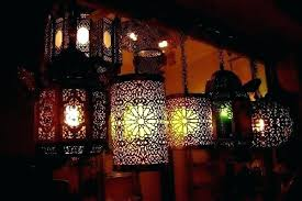 floor lamp in black oxidized finish moroccan lantern uk best ideas