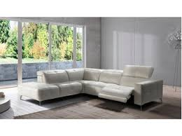 Corner Recliner Leather Sofa Corner Recliner Leather Sofa Merlino By Max Divani