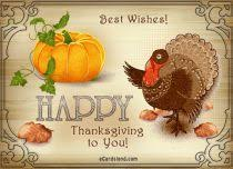 thanksgiving e card ecardsland