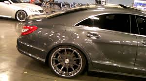 2014 mercedes cls550 4matic dubsandtires com mercedes cls 550 review 22 strasse forged