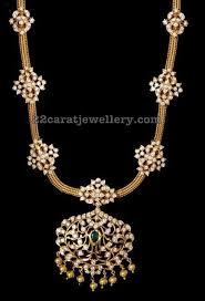jewelry diamonds necklace images Anantham jewellery by praveena tipirneni jewels pinterest jpg