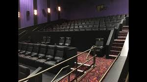 local movie theater upgrades to leather recliners krdo