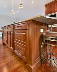 Kitchen Cabinets In New Jersey Designing With Cherry Cabinets Brick New Jersey By Design Line