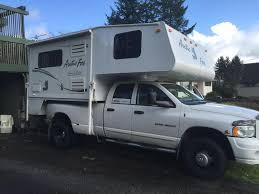 Ram 3500 Truck Camper - for sale 2005 dodge dually u0026 2006 arctic fox 990 camper