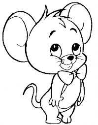 coloring pages mouse printable preschool for kids free to print