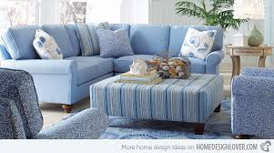 Blue Living Room Chair Country Living Room Furniture Discoverskylark