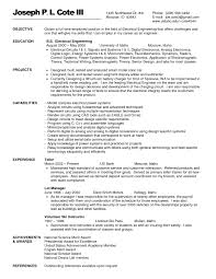 resume template entry level engineering resume resume template engineering copy electrical engineering resume