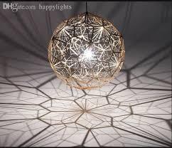 Wholesale Pendant Lighting Discount Wholesale Geometry Tom Dixon Etch Web Diamond Pendant
