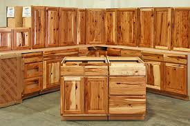 hickory kitchen island featured kitchens bargain hunt cabinets rustic hickory kitchen