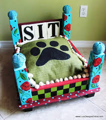dog beds made out of end tables here is a really cute idea for those of us that are pet owners how