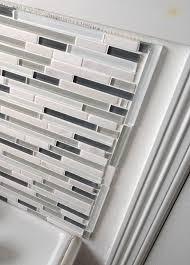 Finishing Edges Of Tile Backsplash Superior Backsplash Trim - Backsplash trim strips