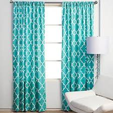 Curtains With Turquoise Mimosa Panels From Z Gallerie My Living Room Needs You Or My