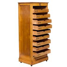 Antique Oak File Cabinet Vintage Oak File Cabinet From Northgate Gallery Antiques