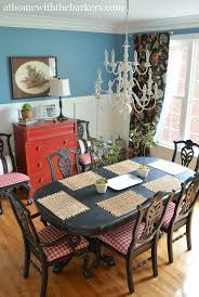 Dining Room Makeover Reveal At Home With The Barkers - Dining room makeover
