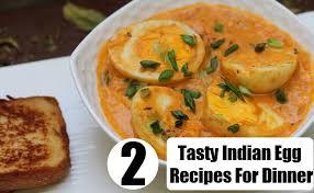 Dinner Egg Recipes 2 Tasty Indian Egg Recipes For Dinner Diy Life Martini