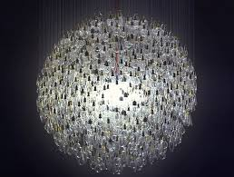 Chandelier Light Bulbs What Can You Do With Old Incandescent Bulbs Turn Them Into A
