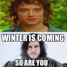 Meme Creator Winter Is Coming - meme creator game of thrones meme meme generator at memecreator org