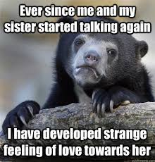 Little Sister Meme - i can t believe my little sister is this cute imgur