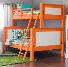 Upholstered Bunk Beds - Upholstered bunk bed