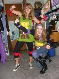 Teenage Mutant Ninja Turtles Halloween Costume Fun Easy Teenage Mutant Ninja Turtles Girls Group Halloween