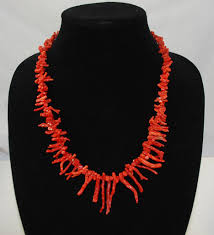 natural coral necklace images Red coral necklace clipart jpg