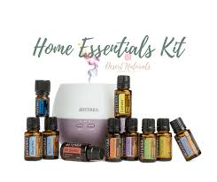 home essentials home essentials kit from dōterra desert naturals essential oils