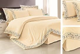 Embroidered Duvet Cover Sets 2014new 100 Cotton Embroidery Duvet Cover Sets Cross Stitch Bed